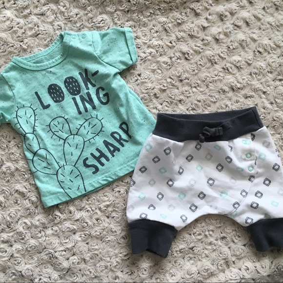 a33f4211 Emily and Oliver Matching Sets | Emily Oliver Cactus Shirt And Pants ...